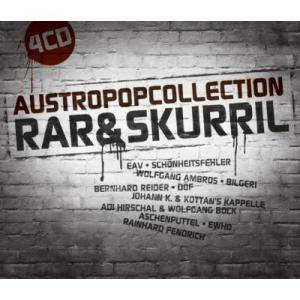 Austropopcollection Rar & Skurril (4-CD) - Bild 1