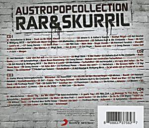 Austropopcollection Rar & Skurril (4-CD) - Bild 2