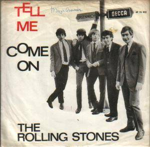 The Rolling Stones: Tell Me - Cover