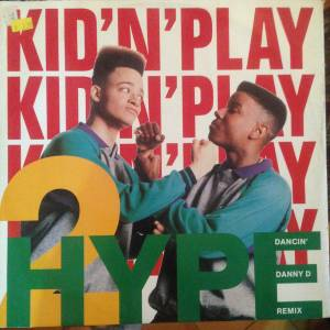 Cover - Kid 'N Play: 2 Hype