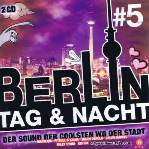 Berlin - Tag & Nacht #5 - Cover