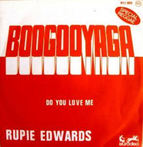Cover - Rupie Edwards: Boogooyaga