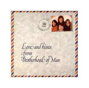 Brotherhood Of Man: Love And Kisses From Brotherhood Of Man - Cover