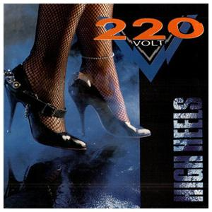 220 Volt: High Heels - Cover