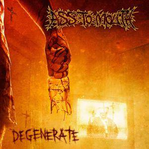 Cover - Ass To Mouth: Degenerate