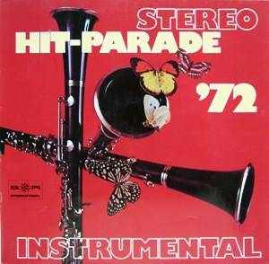 Cover - Cliff Carpenter Orchester: Stereo Hitparade '72 - Instrumental