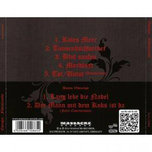 Eisregen: Flötenfreunde (Mini-CD / EP) - Bild 4