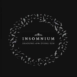 Insomnium: Shadows Of The Dying Sun - Cover