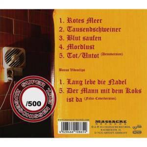 Eisregen: Flötenfreunde (Mini-CD / EP) - Bild 2