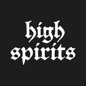 High Spirits: High Spirits - Cover