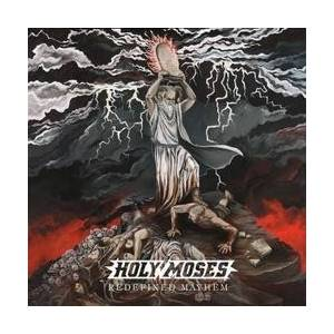Holy Moses: Redefined Mayhem - Cover