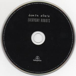 Damon Albarn: Everyday Robots (CD) - Bild 3