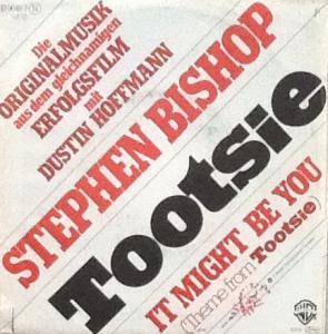Cover - Stephen Bishop: Tootsie