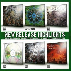 New Release Highlights - Thrilling Albums Out On Century Media Records In January / Early February 2014 (Promo-CD) - Bild 1