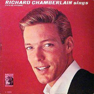 Cover - Richard Chamberlain: Richard Chamberlain Sings
