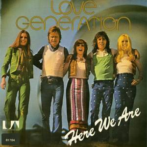 Cover - Love Generation: Here We Are