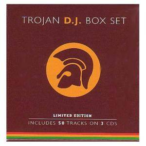 Trojan D.J. Box Set - Cover