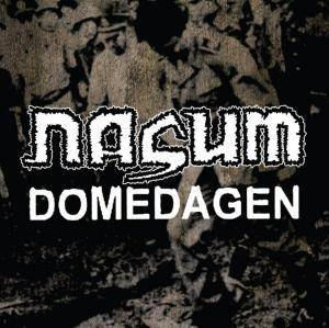 Nasum: Domedagen - Cover