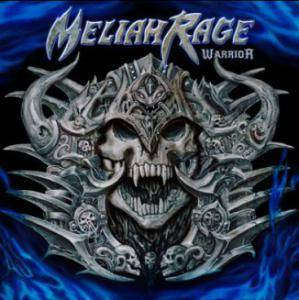 Cover - Meliah Rage: Warrior