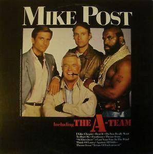 Cover - Mike Post: A Team, The