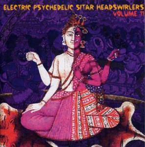 Cover - Friend & Lover: Electric Psychedelic Sitar Headswirlers Volume 11