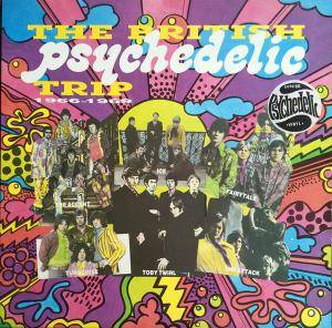 Cover - Poets, The: British Psychedelic Trip 1966-1969, The