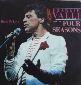 Frankie Valli & The Four Seasons: Book Of Love - Cover