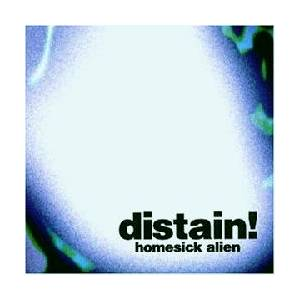 Cover - !distain: Homesick Alien