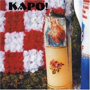 Death In June: ...Presents Kapo! - Cover