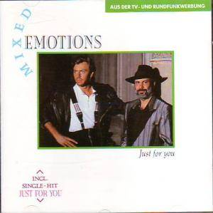 Cover - Mixed Emotions: Just For You
