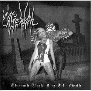 Urgehal: Through Thick Fog Till Death - Cover