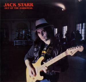 Jack Starr: Out Of The Darkness - Cover
