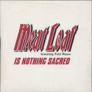 Meat Loaf: Is Nothing Sacred - Cover