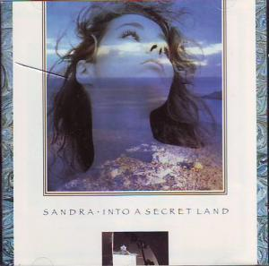 Sandra: Into A Secret Land - Cover