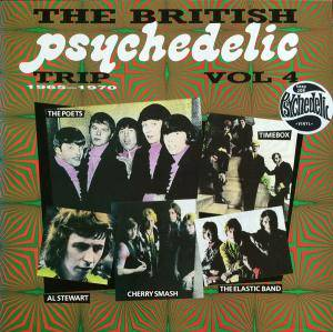 Cover - Poets, The: British Psychedelic Trip 1966-1969 Vol. 4, The