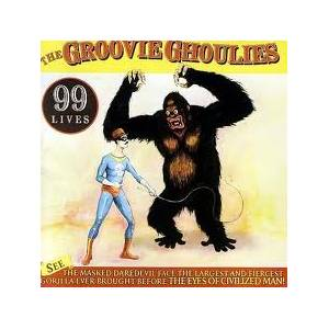 Cover - Groovie Ghoulies: 99 Lives