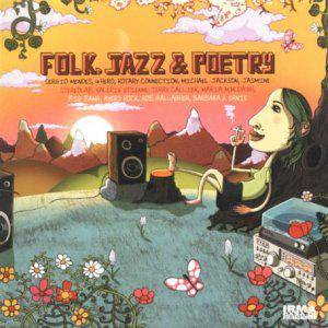 Folk, Jazz & Poetry - Cover