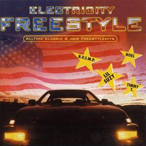 Cover - Freak Style: Electricity Freestyle