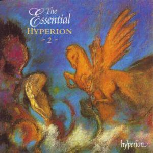 Cover - Diego Ortiz: Essential Hyperion Vol. 2, The
