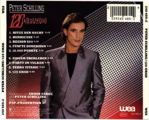 Peter Schilling: 120 Grad - CD (1984)