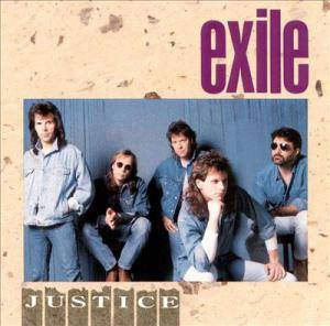 Cover - Exile: Justice