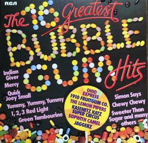 Cover - Jaggerz, The: 16 Greatest Bubble Gum Hits, The