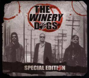 The Winery Dogs: The Winery Dogs (3-CD + DVD) - Bild 2
