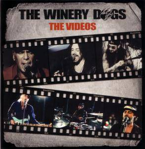 The Winery Dogs: The Winery Dogs (3-CD + DVD) - Bild 4
