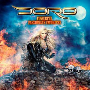 Doro: Powerful Passionate Favorites - Cover
