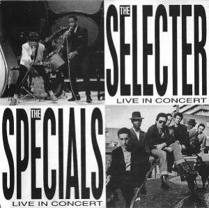 Cover - Selecter, The: BBC Radio 1 Live In Concert