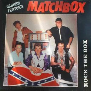 Cover - Matchbox: Rock The Box