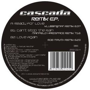 Cover - Cascada: Remix E.P.