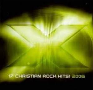 Cover - Kj-52: X 2006: 17 Christian Rock Hits!