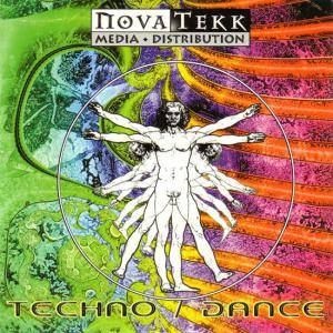 Cover - Scoopex: Nova Tekk Media Distribution - Techno / Dance